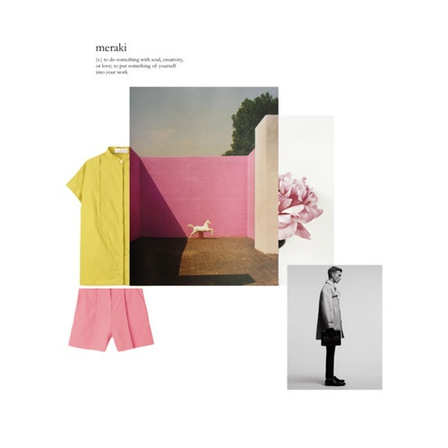 06--------------------------------------Fashion Moodboard, Angie Palmai.