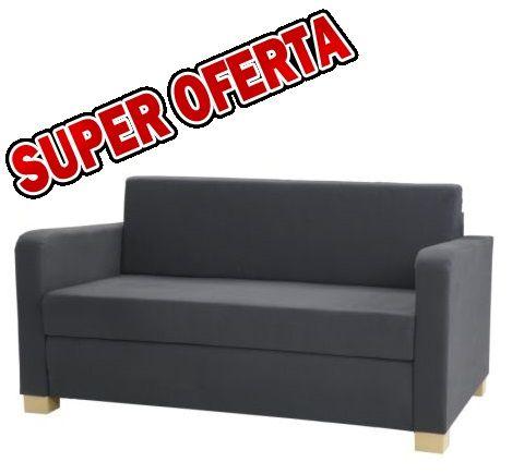 IKEA SOLSTA sofa dwuosobowa rozkładana