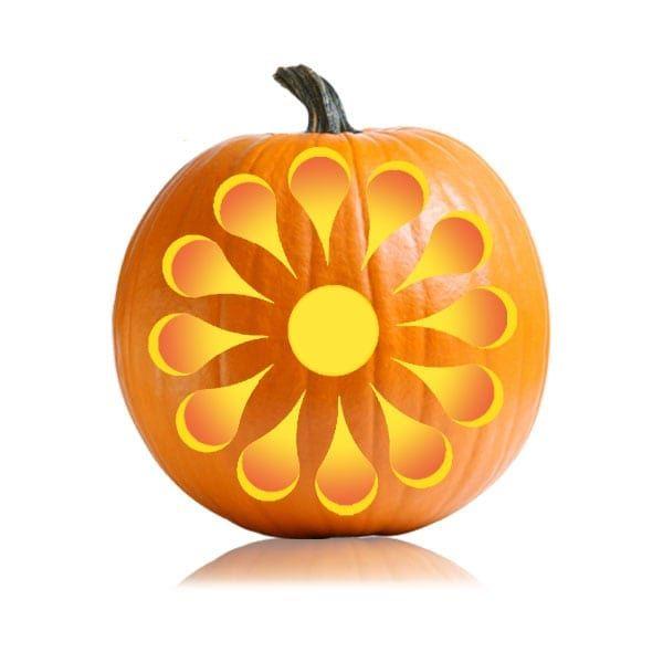 27+ Easy flower pumpkin carving trends