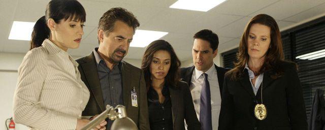 """La chaîne CBS a décidé de renouveler sa série """"Esprits criminels"""" pour une 13ème saison."""