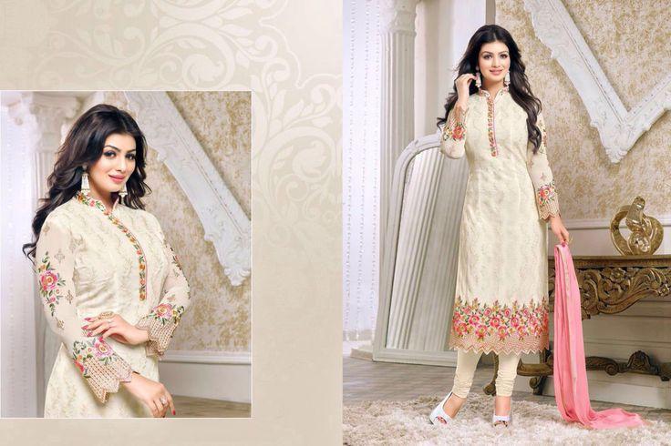 Designer Salwar Indian Anarkali Wedding Kameez Ethnic Bollywood Party Pakistani  #KriyaCreation #StraightSuit