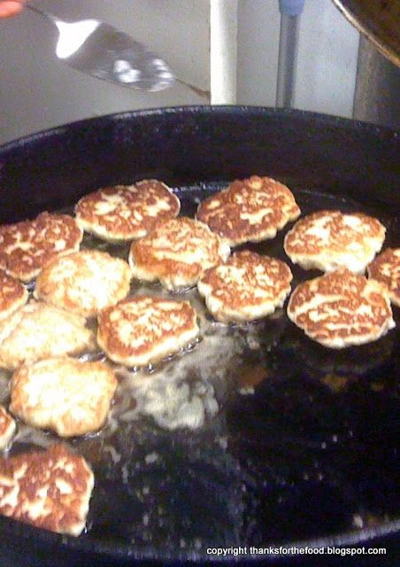 Making Norwegian Fish Cakes - Thanks For The Food