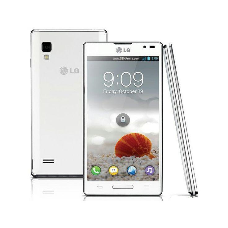 LG P760 Optimus L9 WHITE ΕU