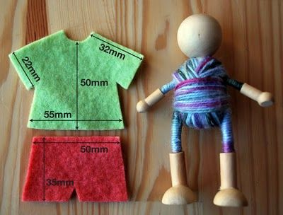 gnome how to - I love his little tubby body!--- check out my sewing- felt board for more dolls