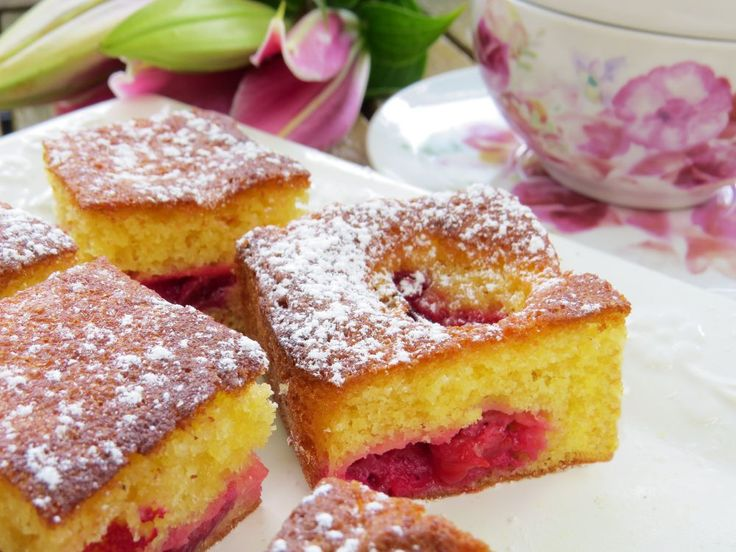 Stone fruit dessert / treat