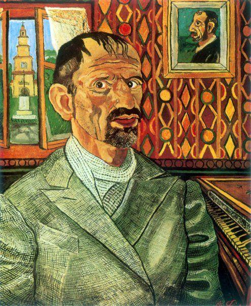 Antonio Ligabue, biografia e stile pittorico.