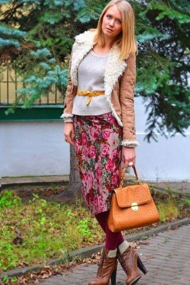 блузка в цветочек и юбка лук: 21 тыс изображений найдено в Яндекс.Картинках
