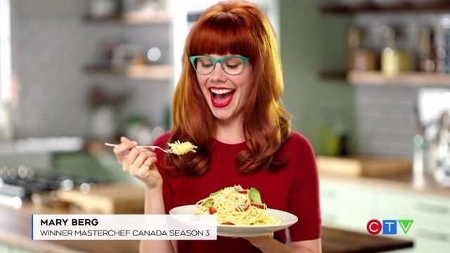 Mary S Kitchen Crush Coming Soon To Ctv And I Couldn T Be