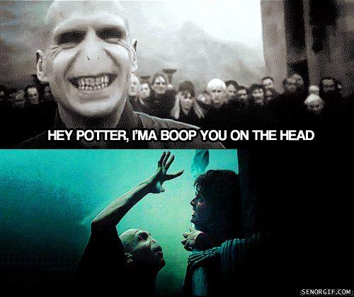 Harry Potter dump longer than the books - Imgur