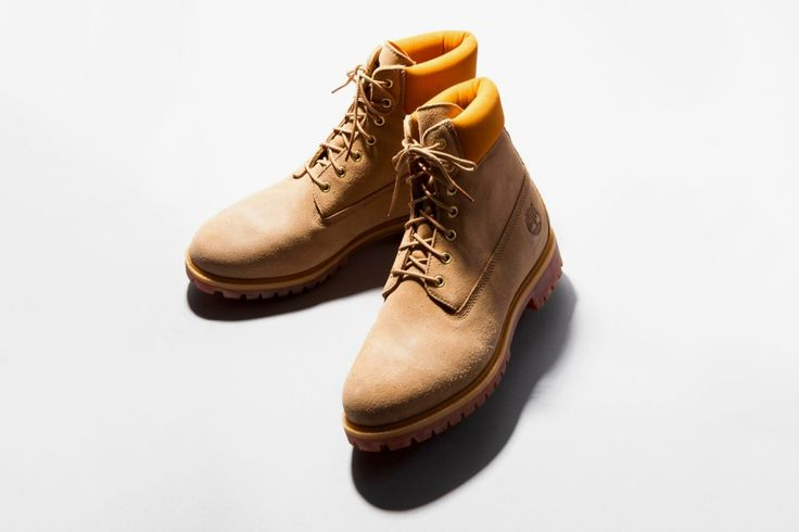 """BEAUTY & YOUTH UNITED ARROWS x Timberland """"Sand Beige Suede"""" 6-Inch Boot"""