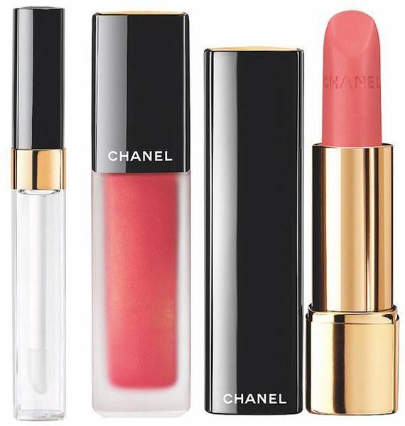 Chanel Coco Code Spring 2017 Collection, Rouge Allure Ink, 146 Seduisant, Rouge Allure Velvet, 61 La Secrete