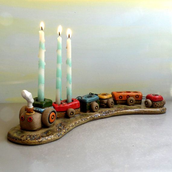 Hanukkah Menorah Hanukkah decoration Children Menorah