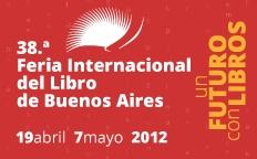 Mañana GRAN COMIENZO...feria del libro 2012! La Rural.-
