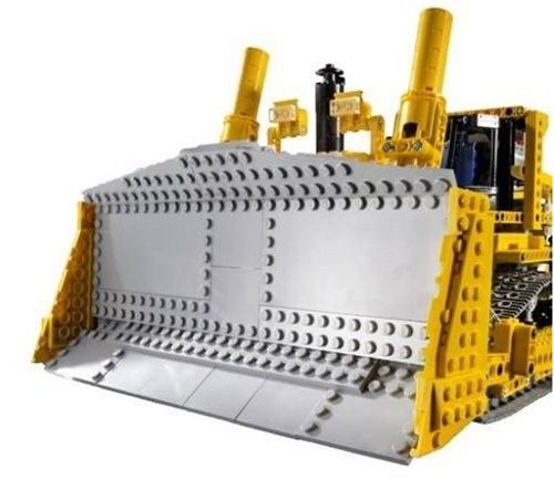 lego 42028 with 8275 bulldozer - Google Search