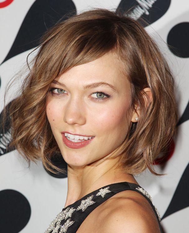 Les plus belles coupes des tops Hairstyles Carré flou