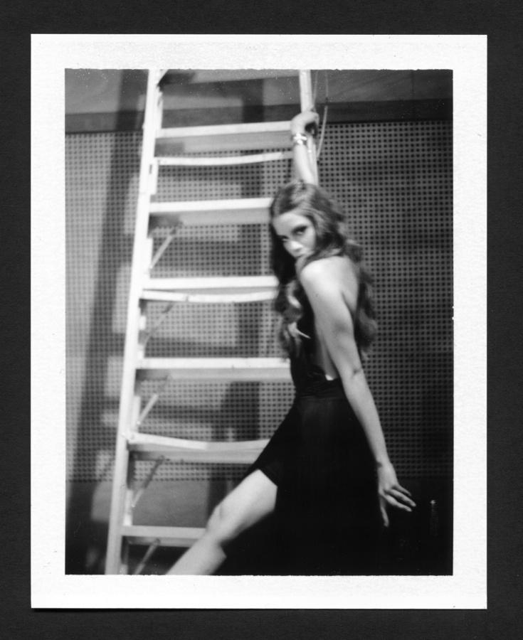 Ariadna, backstage Studio F