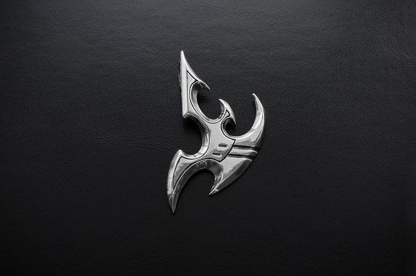 Protoss.Star Craft.Starcraft 2.Blizzard.Gamer.Gamer Jewelry.Video Games.Video Game Jewelry.Steampunk Necklace.Geek Jewelry.Nerd Jewelry. by Usmar on Etsy