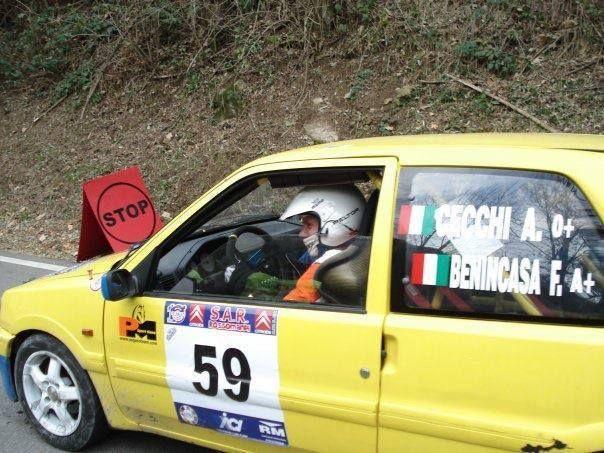rally di Prato