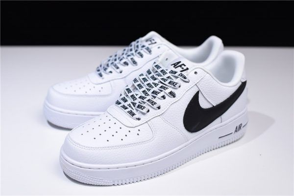 Nike Air Force 1 Low Nba Pack White Black 823511 103 White Nike Shoes Nike Air Shoes Custom Nike Shoes
