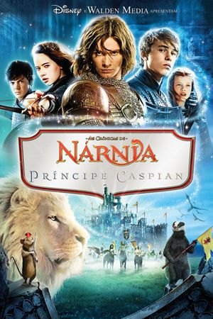 As Crônicas de Nárnia: Príncipe Caspian. Visto em 19/11/2015. Excelente filme, mas perde pro primeiro da série.