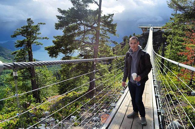 #Throwback to BC #vancouver #squamish #britishcolumbia #wanderlust #canada #seatosky #travel #wanderlust #roadtrip #nature #outdoor #stunning #instapic #takingpics  #me #igersvancouver #tbt  #explorecanada #narcityvancouver #justme #thegaypassport  #view