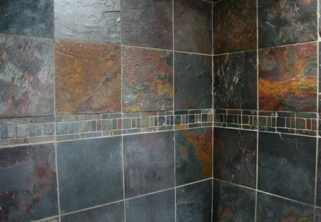 slate tiles bathroom 22 best images about slate bathrooms on slate 14469