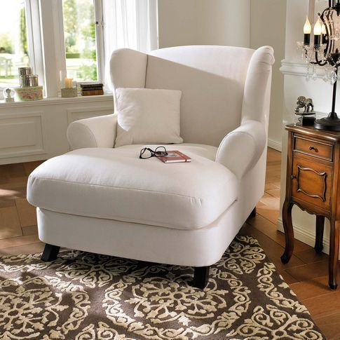 14 Comfortable Chairs For Small Spaces To Cozy Up Your Living Room Handy Living Chairs For Small Spaces Linen Armchair