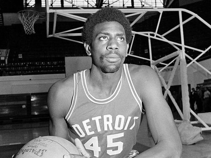 1971 Spencer Haywood - Detroit