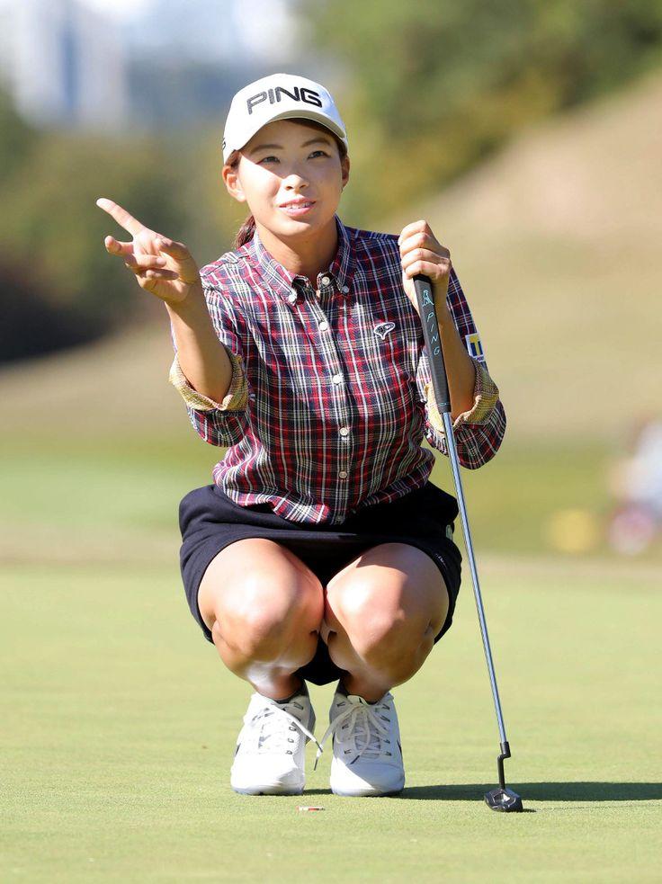 黄金vsプラチナ、輝くのはどっち?女子ゴルフ界の熱い「世代間