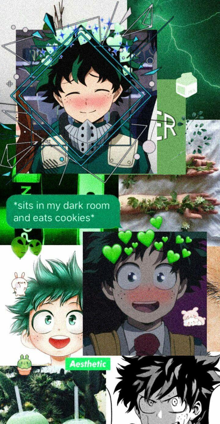 Myheroacademiawallpaper Hero Wallpaper Cute Anime Wallpaper Anime Wallpaper