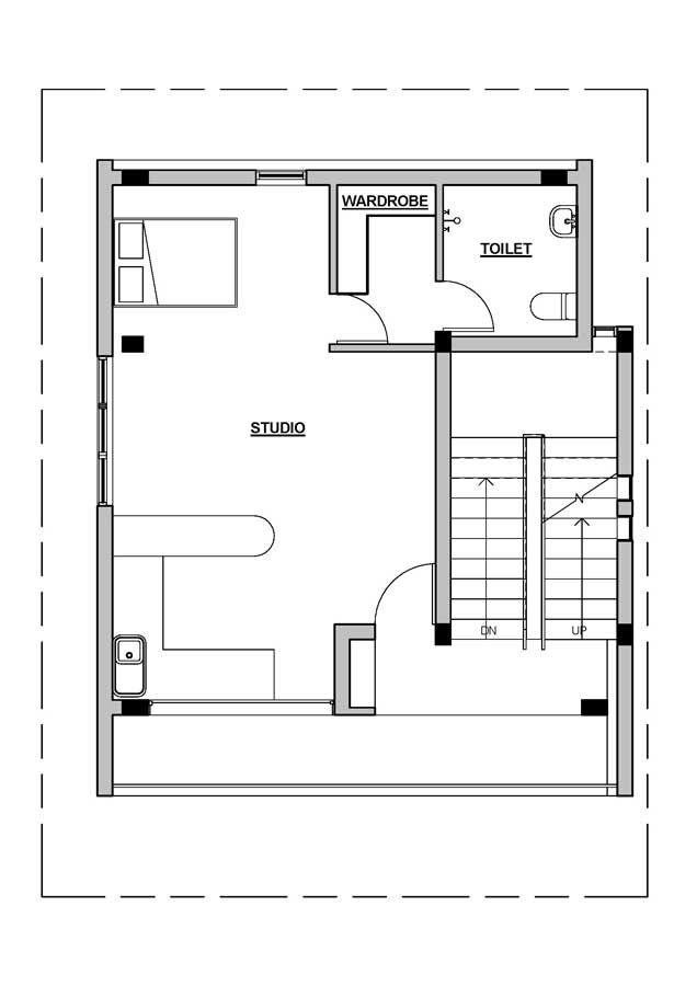 Modern House Service Design Design Villa Design