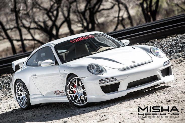 Porsche 997 Carrera S by Specialty Car Craft & Misha Designs