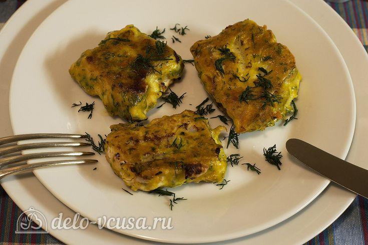 Филе горбуши в кляре #рыба #горбуша #рецепты #деловкуса #готовимсделовкуса