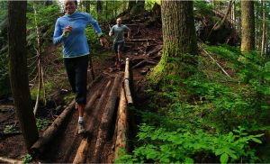 A Beginners Guide To Vancouver Trail Running in the North Shore Mountains