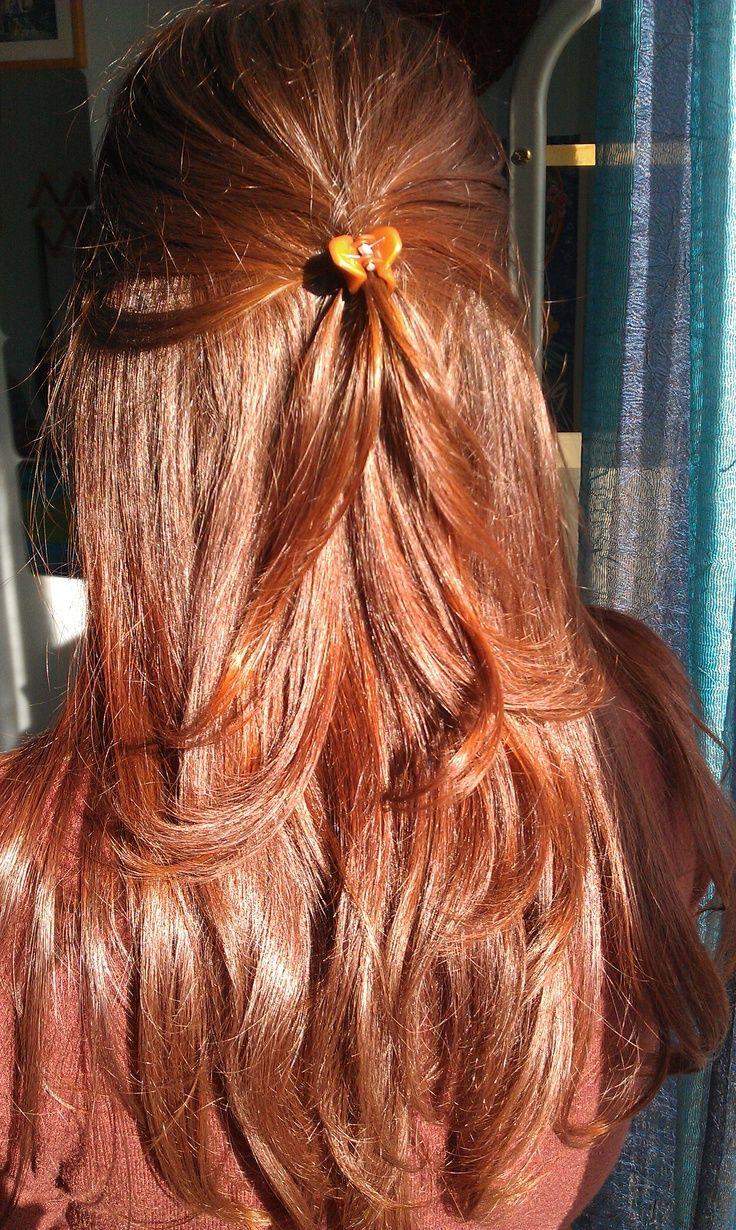 Henna Hair #dyinghenna #hennahair #redhreads