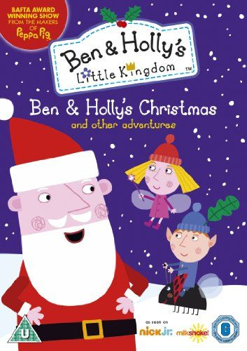 Ben And Holly's Little Kingdom: Ben And Holly's Christmas DVD