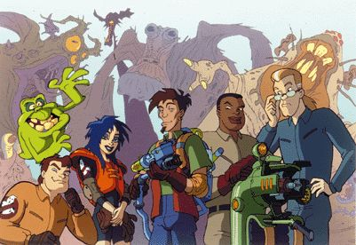 Western Animation: Extreme Ghostbusters
