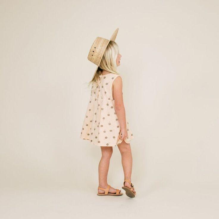 Prachtig zomers jurkje van Rylee & Cru. www.littlekingarthur.com