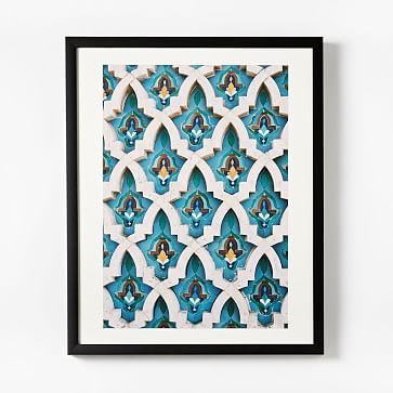 Minted for west elm – King Hassan Tiles #westelm