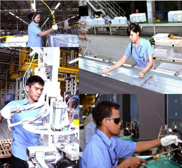 SHARP Takumi Factory Karawang