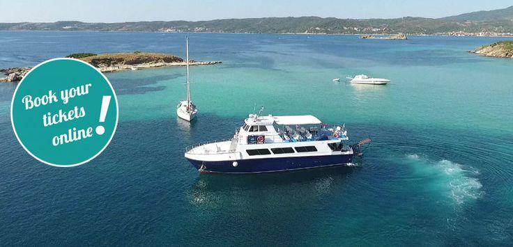 Mount Athos Cruise from Ouranoupoli #Halkidiki #Greece #thingstodo #tickets