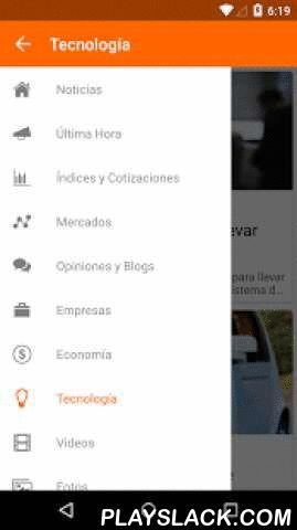 ElEconomista.es  Android App - playslack.com ,  - Noticias de portada, flash del mercado y última hora.- Noticias de EcoDiario.es- Comentarios y consejos de inversión de EcoTrader- Cotizaciones de los mercados nacionales e internacionales- Cotizaciones de Divisas, Materias primas y Tipos de interés- Personalización de valores- Envío de noticias - Top Stories, flash market and Deals.- News EcoDiario.es- Comments and investment tips EcoTrader- Rates of domestic and international markets- Rates…