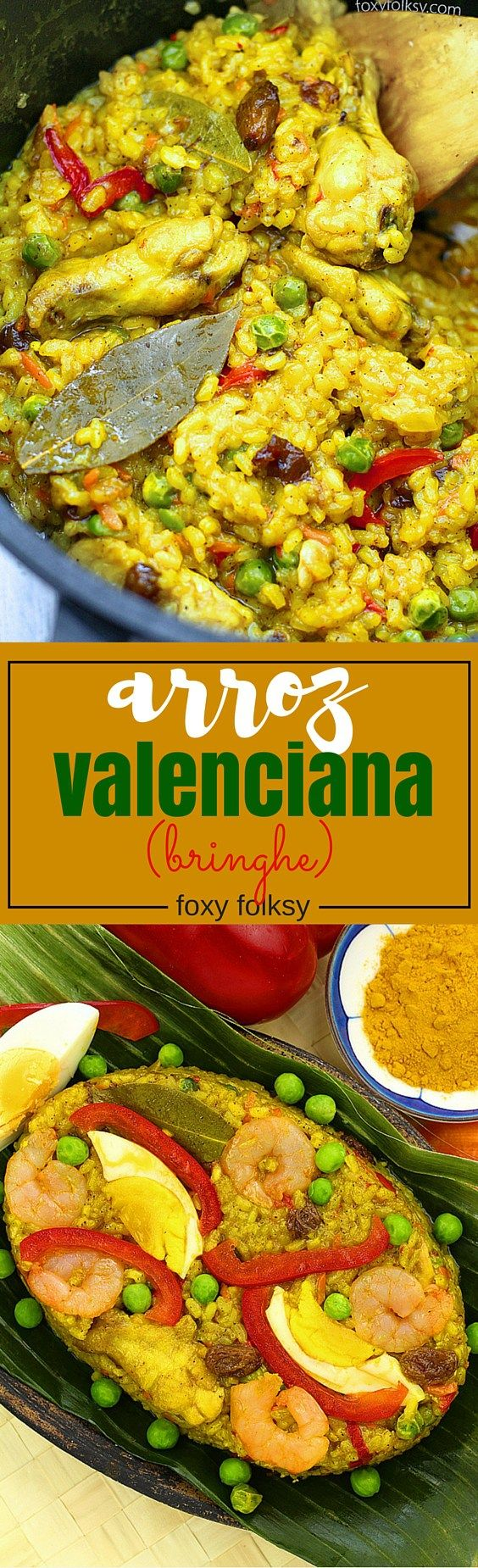 58 best recipes images on pinterest filipino food filipino arroz valenciana or bringhe is a flavorful all in one filipino dish from glutinous forumfinder Gallery