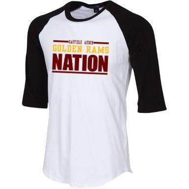 Garfield High School-Akron Golden Rams Apparel | SpiritShop.com