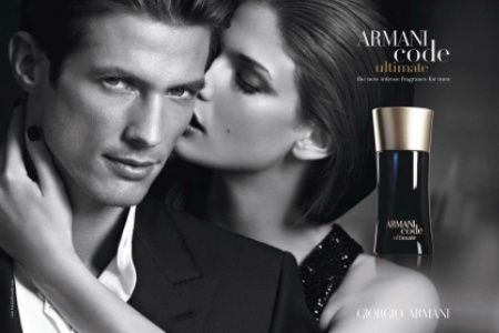 Armani Code perfume for Men Do you know model to create something like this with an asian feel