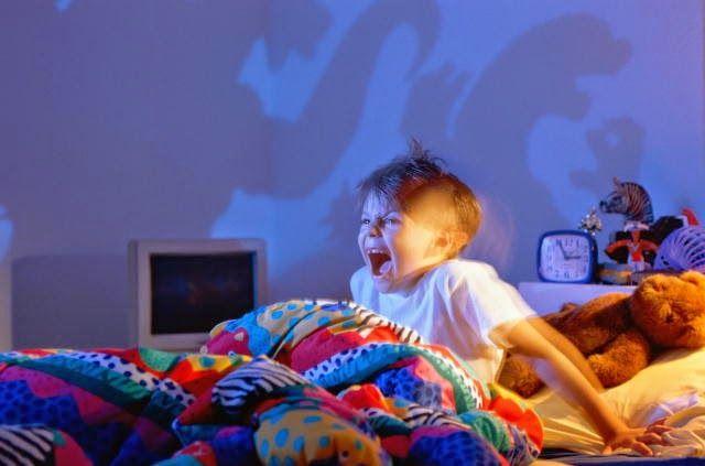 ARTÍCULO   Los terrores nocturnos ~ La Eduteca