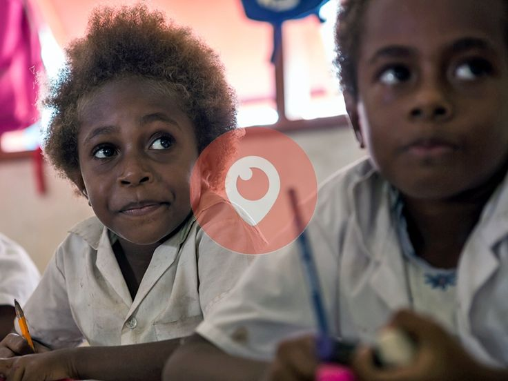 Through the Periscope app, students can take virtual field trips, observe demos…