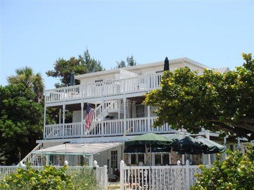 Harrington House Beachfront Bed & Breakfast in Florida