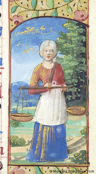 Libra | Book of Hours | France, Paris | ca. 1485-1490 | The Morgan Library & Museum
