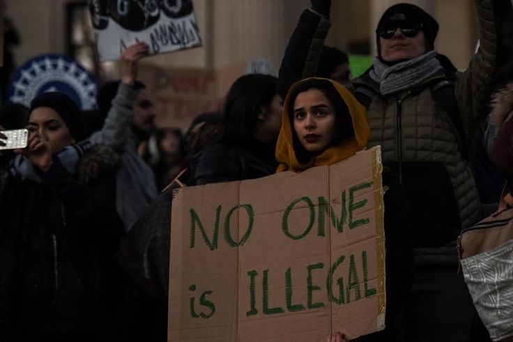 About 900 U.S. State Department officials signed an internal dissent memo protesting a travel ban by U.S. President Donald Trump on refugees and travelers from seven Muslim-majority countries, a source familiar with the document said on Tuesday, in a rebellion against the new president's policies.